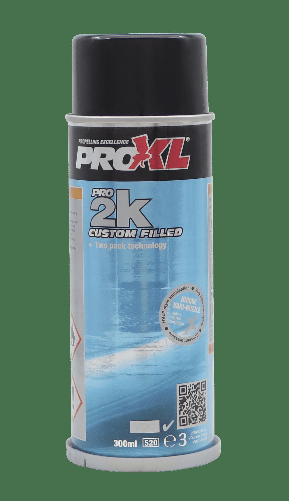 2K Pre-Gassed Aerosol (300ml) Product Image