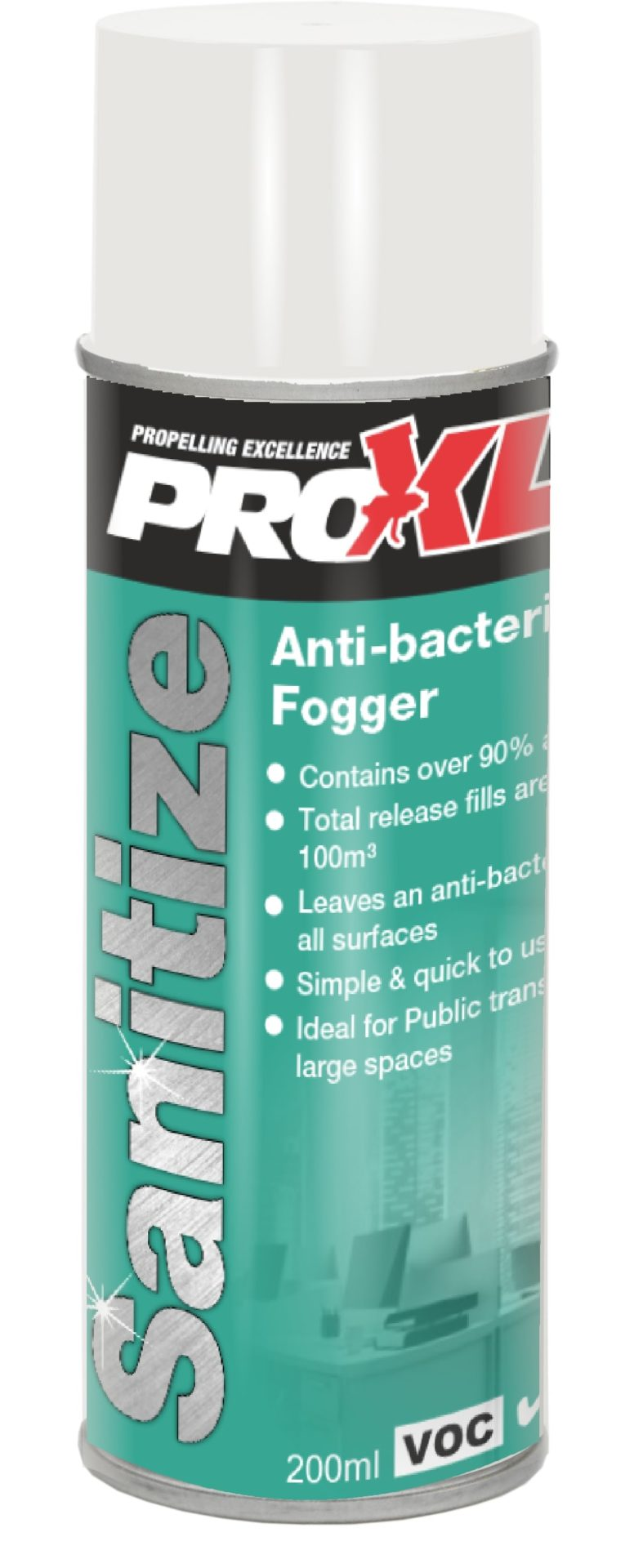 Anti-Bacterial Room Fogger Aerosol (200ml) Product Image