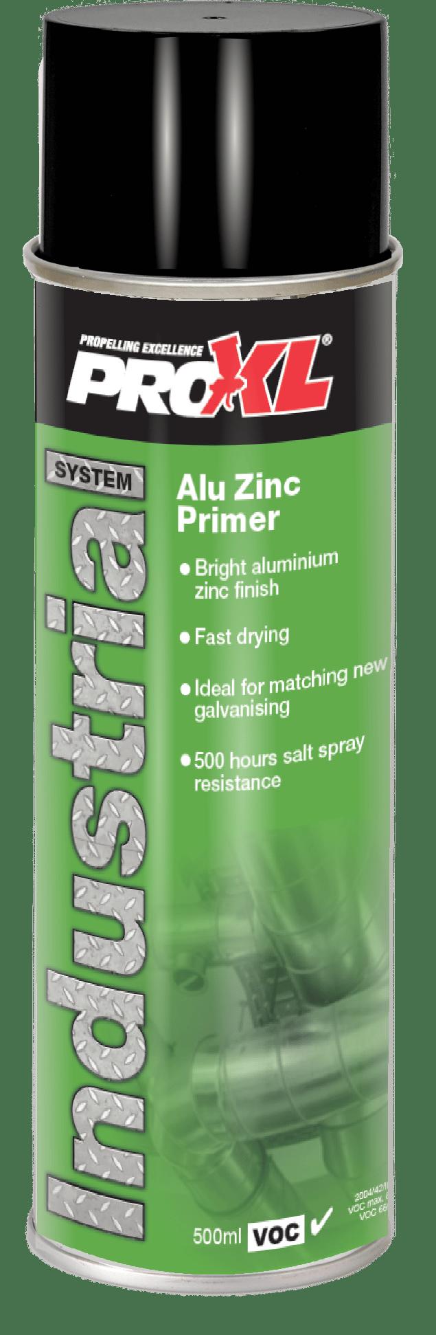 Alu Zinc Aerosol (500ml) Product Image