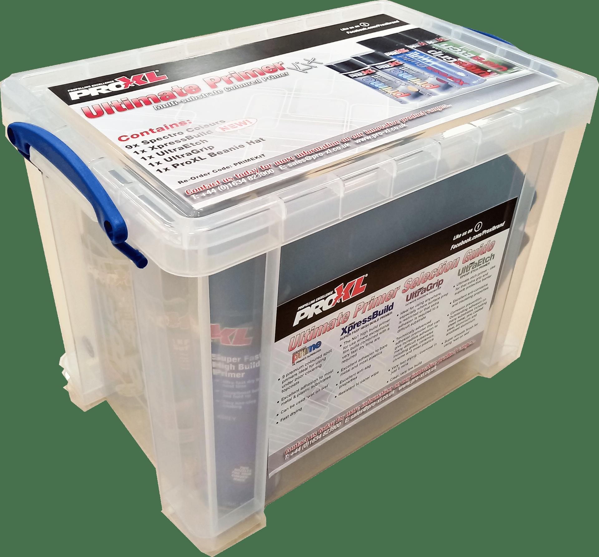 Ultimate Primer Aerosol Kit Product Image