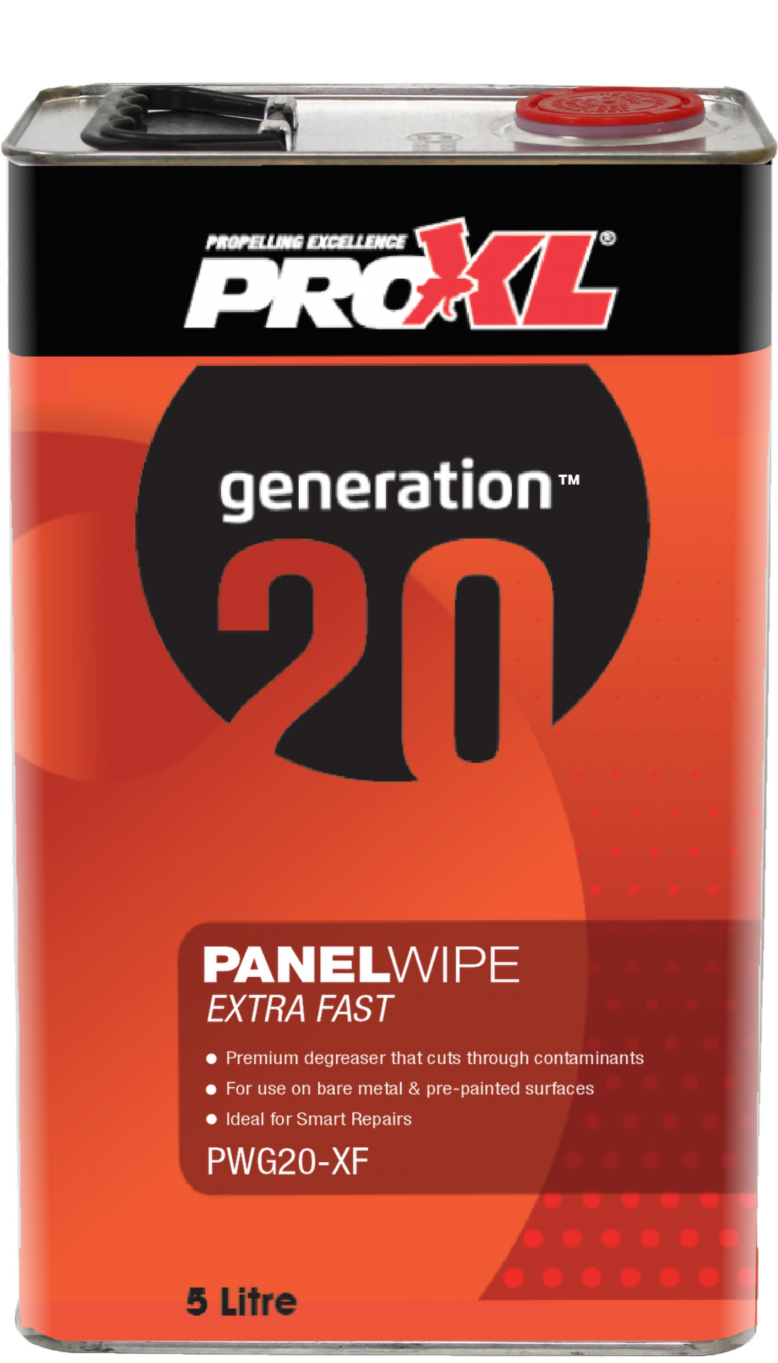 PanelWipe Degreaser- Extra Fast (5lt) Product Image