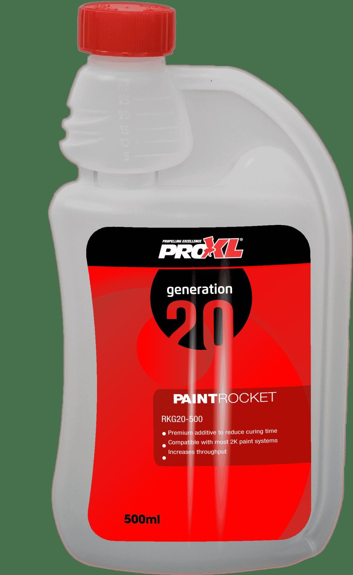 Paint Rocket Product Image