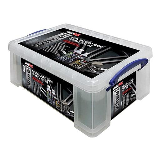ProWheel Basecoat Smart Repair Kit 2 Product Image