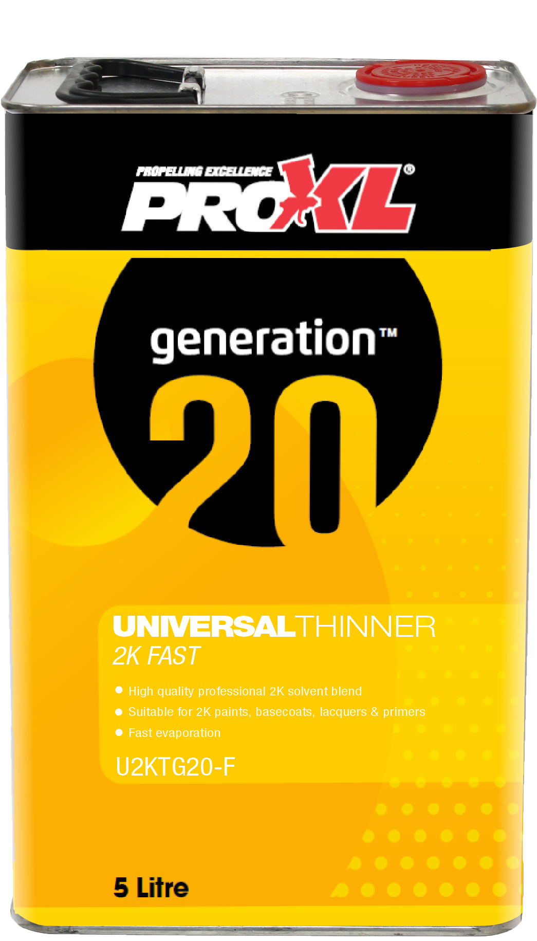 Universal 2K Thinner- Fast (5lt) Product Image