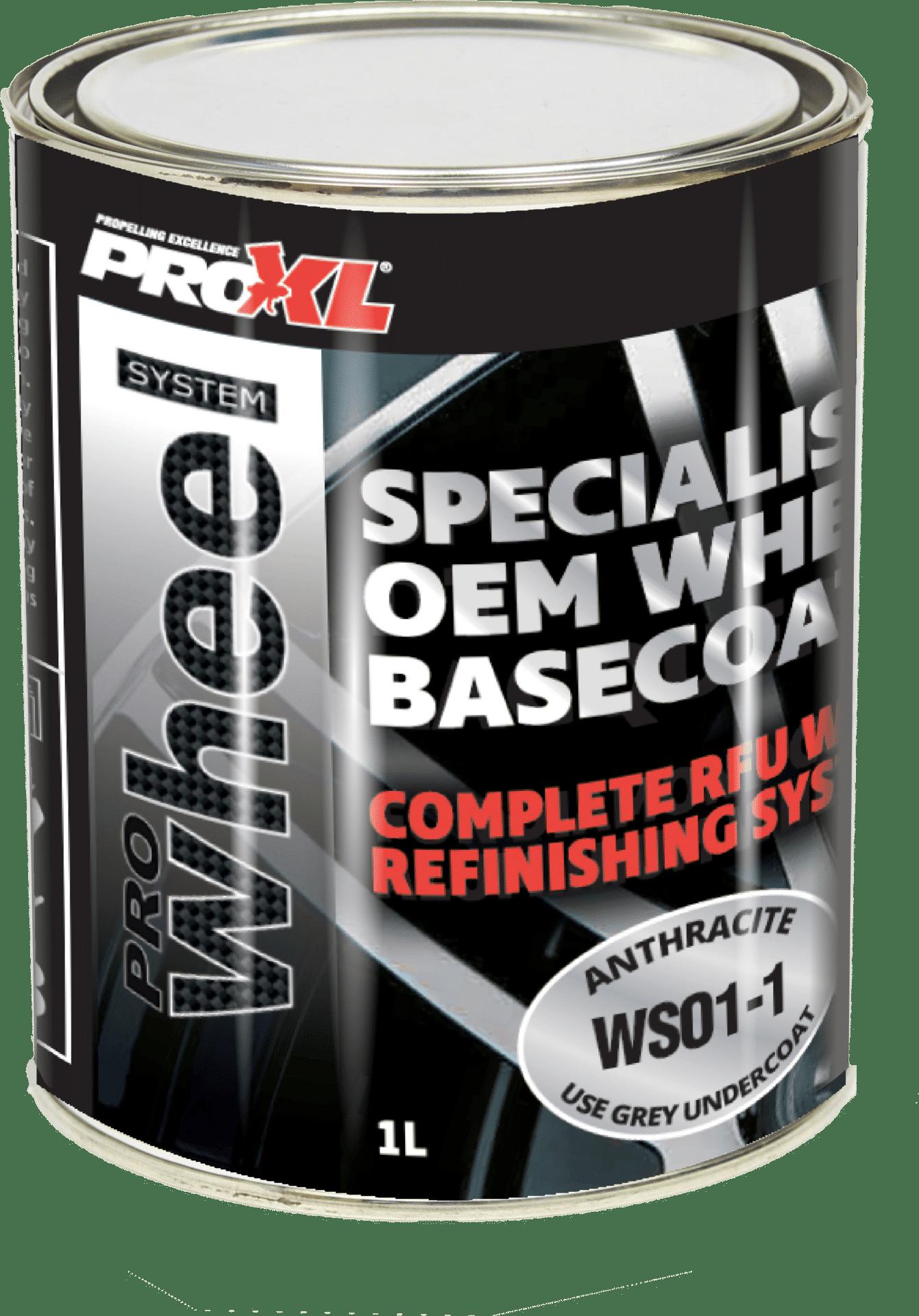 ProWheel Basecoat 1lt- colours 1-30 Product Image