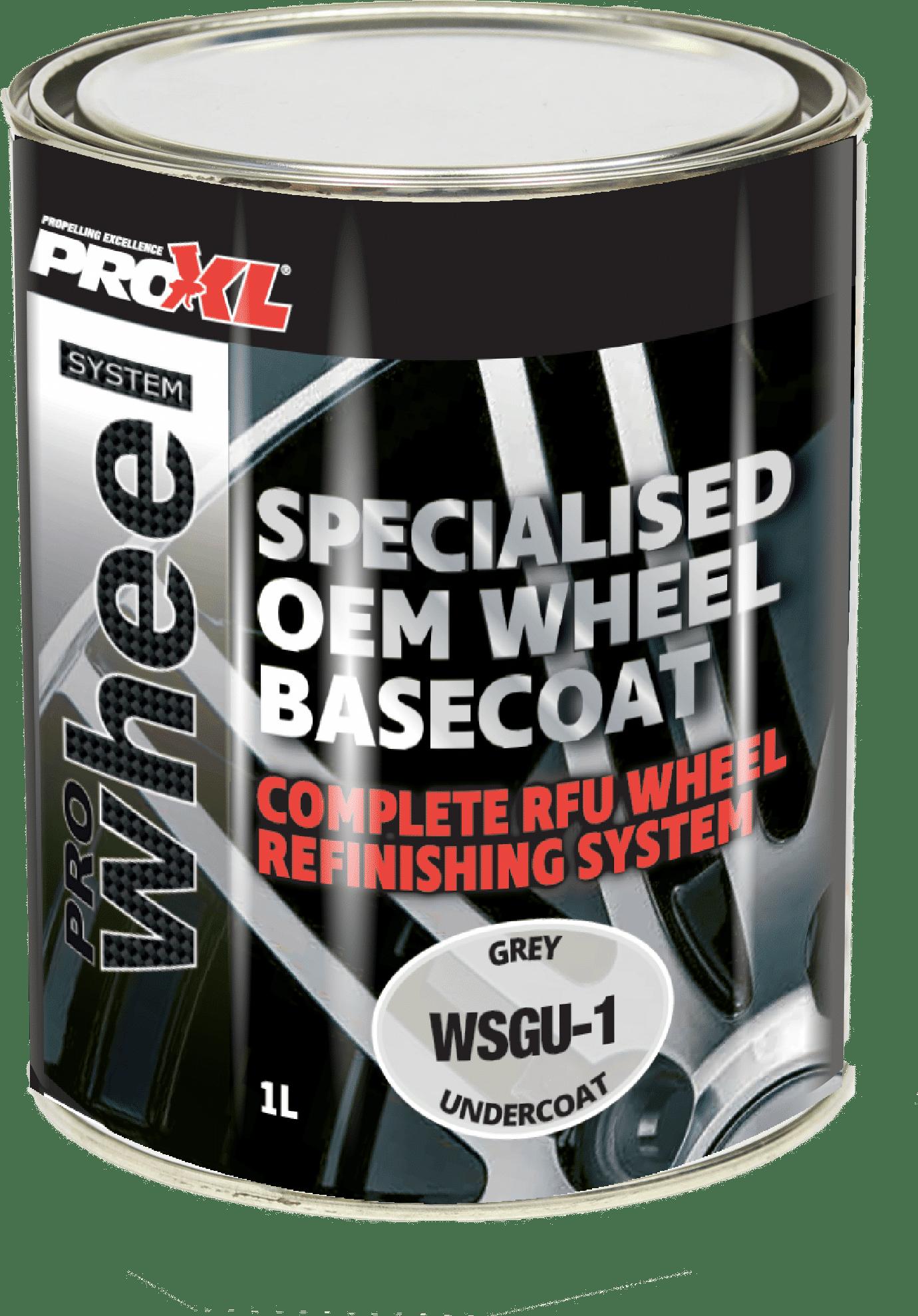 ProWheel Gloss Black Wheel Primer (1lt) Product Image