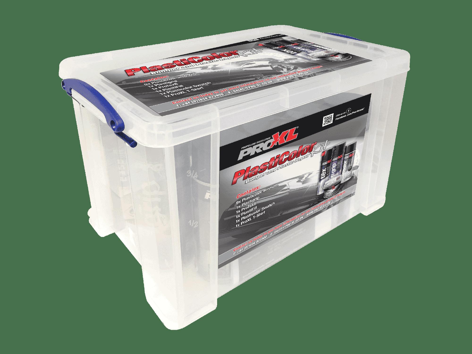 PlastiColour Bumper Repair Kit Product Image