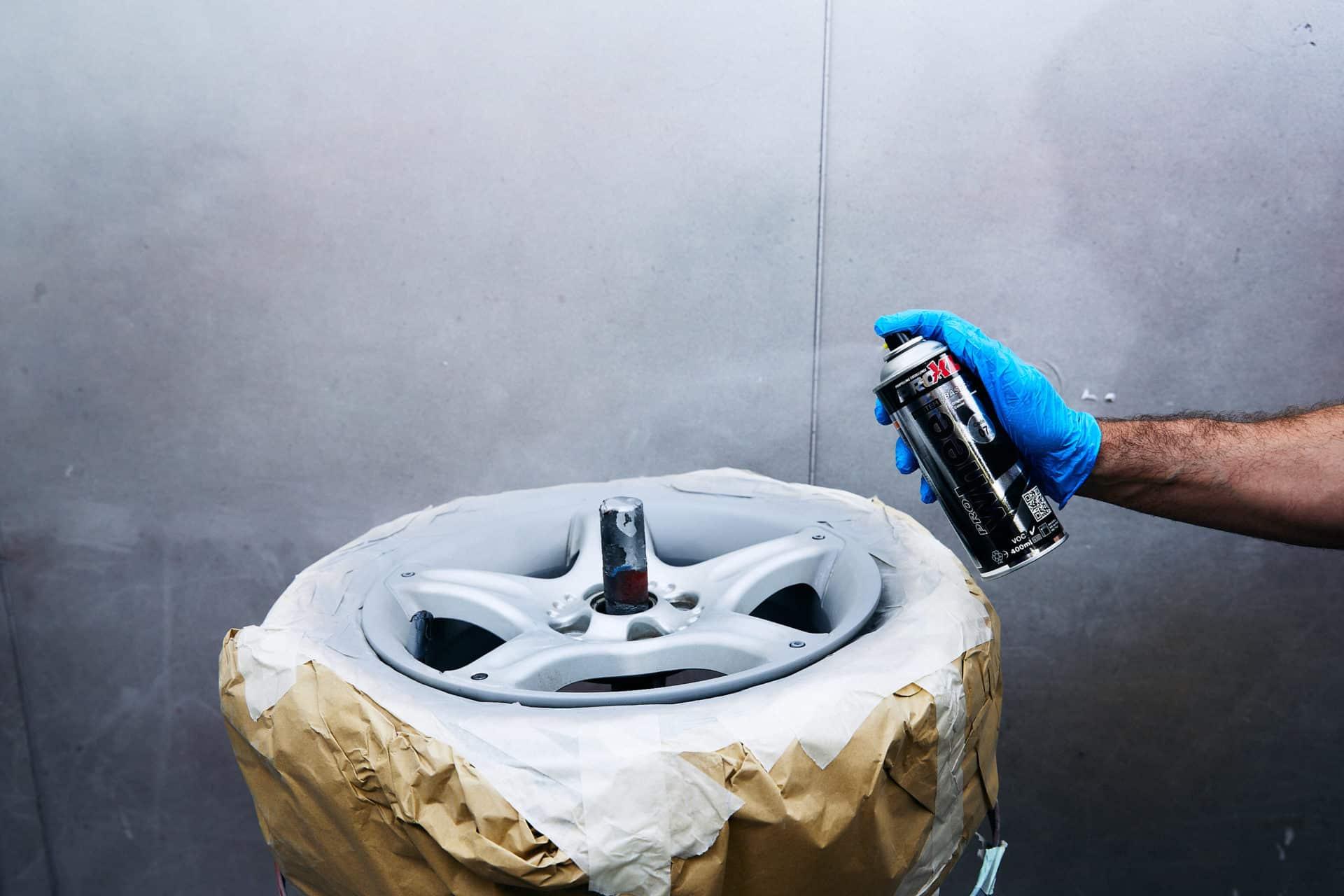 Wheel Repair Product Image